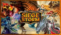 Board Game: Siege Storm