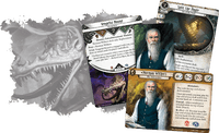 Board Game: Arkham Horror: The Card Game – Norman Withers Promo Cards