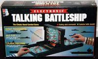 Board Game: Electronic Talking Battleship