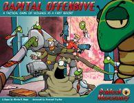 Board Game: Schlock Mercenary: Capital Offensive