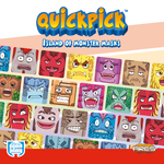 Board Game: Quickpick: Island of Monster Masks