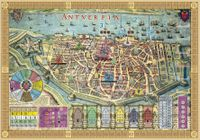 Board Game: Hamburgum: Antverpia