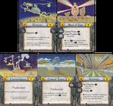 Board Game: Legacy: Forbidden Machines – Deep Vault