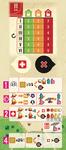 Board Game: Clinic: Deluxe Edition – Covid-19