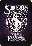 Board Game: Sorcerers of the Magic Kingdom