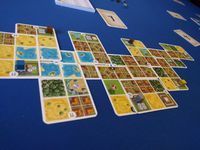Board Game: Honshū