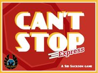 Board Game: Can't Stop Express