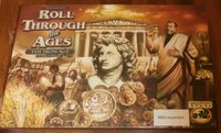 Board Game: Roll Through the Ages: The Iron Age with Mediterranean Expansion