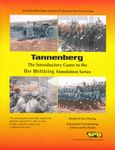 Board Game: Tannenberg: The Introductory Game