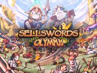 Board Game: Sellswords: Olympus