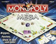 Board Game: Monopoly: The Mega Edition