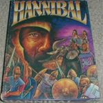 Board Game: Hannibal: Rome and Carthage in The Second Punic War 219-202 B.C.