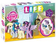 Board Game: The Game of Life: My Little Pony