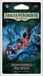 Board Game: Arkham Horror: The Card Game – Undimensioned and Unseen: Mythos Pack