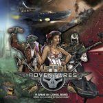 Board Game: Metal Adventures