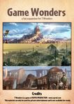 Board Game: Game Wonders (fan expansion for 7 Wonders)