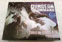 Board Game: Dungeon Command: Curse of Undeath