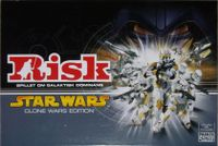 Board Game: Risk: Star Wars – The Clone Wars Edition