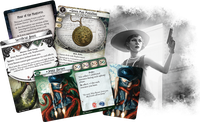 Board Game: Arkham Horror: The Card Game – Jenny Barnes Promo Cards