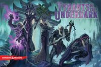 Board Game: Tyrants of the Underdark