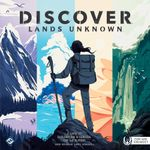 Board Game: Discover: Lands Unknown