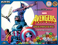 Board Game: Marvel Dice Masters: Avengers Infinity Campaign Box