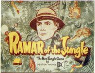 Board Game: Ramar of the Jungle, The New Jungle Game