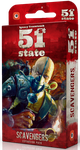 Board Game: 51st State: Master Set – Scavengers