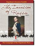 Board Game: The Invasion of Russia (1812)