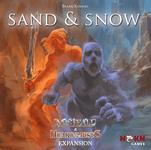 Board Game: Mistfall: Sand & Snow
