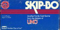 Board Game: Skip-Bo