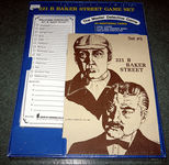 Board Game: 221b Baker Street: The Master Detective Game – Set #5