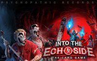 Board Game: Into The Echoside