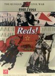 Board Game: Reds! The Russian Civil War 1918-1921