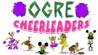 Board Game: Ogre Cheerleaders