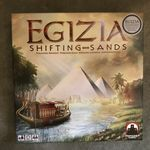 Board Game: Egizia: Shifting Sands – Kickstarter Edition