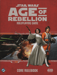 RPG Item: Star Wars: Age of Rebellion Core Rulebook