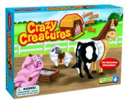 Board Game: Crazy Creatures
