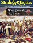 Board Game: The First Crusade