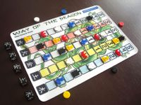 Board Game: Way of the Dragon