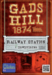 Board Game: Gads Hill 1874: 1. Expansion – Railway Station