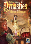 Dynasties: Heirate & Herrsche, Hans im Glück, 2016 — front cover (image provided by the publisher)