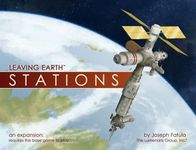 Board Game: Leaving Earth: Stations