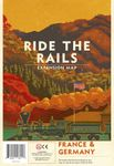 Board Game: Ride the Rails: France & Germany