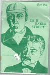 Board Game: 221b Baker Street: The Master Detective Game – Set #4