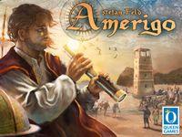 Board Game: Amerigo