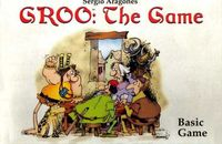 Board Game: Groo: The Game