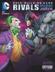 Board Game: DC Comics Deck-Building Game: Rivals – Batman vs The Joker