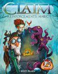 Board Game: Claim: Reinforcements – Magic