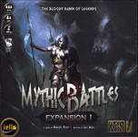 Board Game: Mythic Battles: Expansion 1 – The Bloody Dawn of Legends